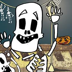 Cuento de Halloween. Goodféith