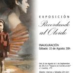 Cartel exposición Proyecto Cierzo