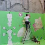 Exposición: Jardín Ilustrado. Proyecto Cierzo