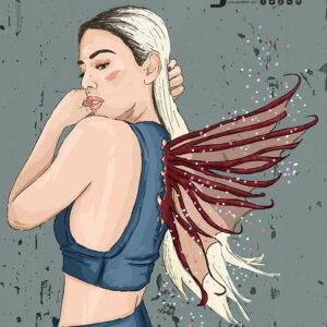 Ilustración Blanca Suarez