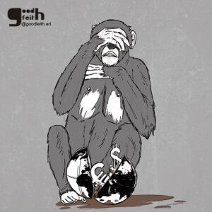 "MonkeyWorld ""Sucio dinero"""""