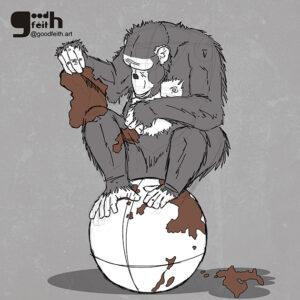 """MonkeyWorld """"Qué es esto?"""""""