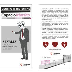 """Diseño para exposición """"Señales"""""""