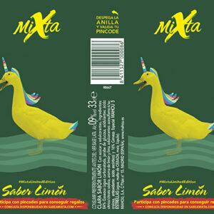Diseño para concurso de MIXTA