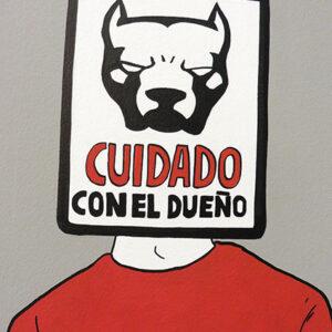 Exposición señales. Dueño