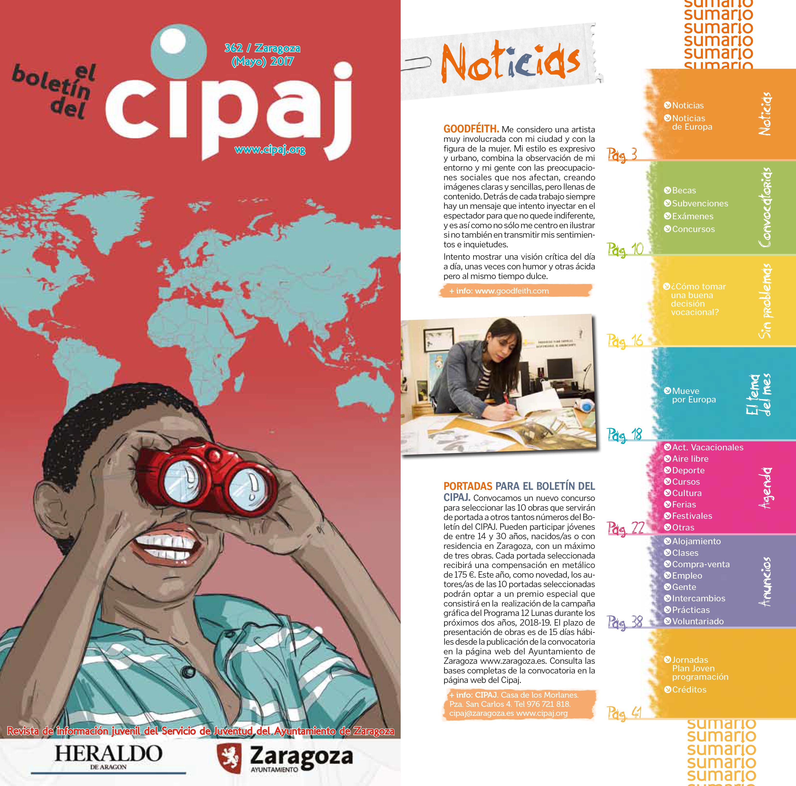 Boletín Cipaj