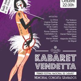 Primer Festival de Cabaret Nacional