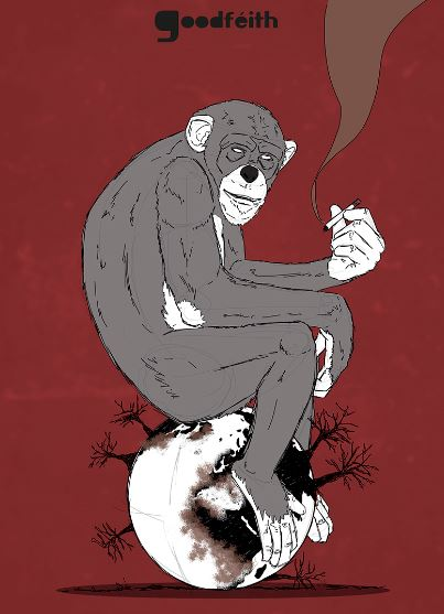 Exposición «MonkeyWorld»